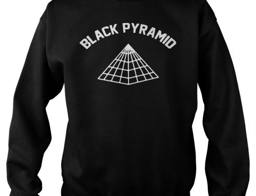 Chris Brown Black Pyramid shirt